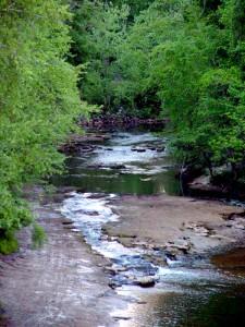 Tallahala Creek